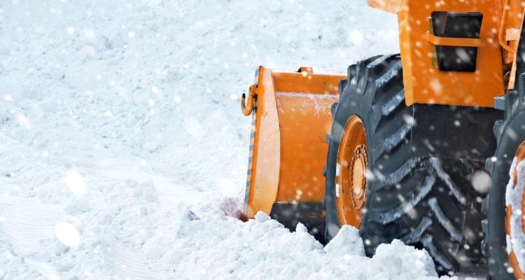 除雪事業の画像
